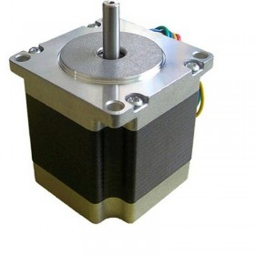 86HS11460A4 86BYG 2ph Hybrid stepper motor 4-lead 8.2NM 6A Nema34 L 114mm CNC Router