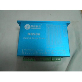 HBS86 Leadshine CNC DSP Closed-Loop Stepper Drive 8A 24~70VDC NEMA23 NEMA24 NEMA34 motor