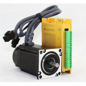 LC57H380+LCDA357H NEMA23 2NM Closed-Loop Stepper Motor Drive Kit 3PH 20~50VDC 57mm CNC Engraving