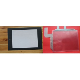 "A970GOT-SBD A900GOT Touch Glass Panel+Protective Film 10.4"" Compatible"