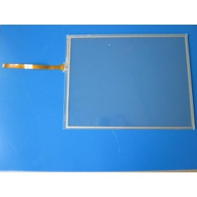 "AMT9509 AMT 9509 10.4"" 4 Wire Resistive Touchscreens Glass Panel Compatible"