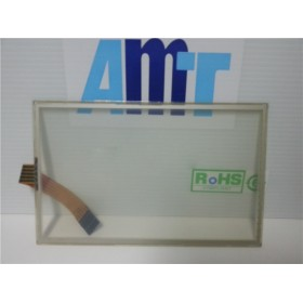"AMT2525 AMT 2525 7"" 5 Wire Resistive Touchscreens Glass Panel Original"