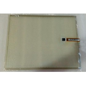 "AMT2513 AMT 2513 15"" 5 Wire Resistive Touchscreens Glass Panel Original"