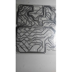 N86D-1614-R002 02 FANUC Key button membrane for CNC system