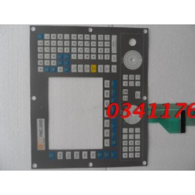 8070 CNC 8070 FAGOR Key button membrane for CNC system