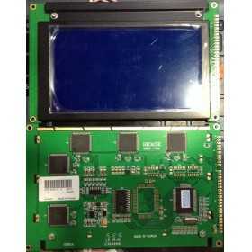 LMG7420PLFC-X BLUE LCD Panel Compatible Blue color new