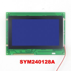 AG240128G 20PIN AMPIRE LCD Panel Compatible Blue color new