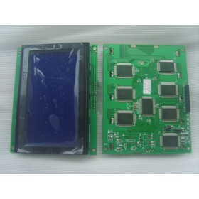 DMF6104N DMF6104NB-FW LCD Panel Compatible Blue color new