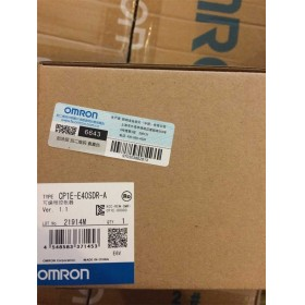 CP1E-E40SDR-A PLC CP1E CPU unit AC100-240V 24 DI 16 DO Relay new in box