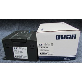 K7M-DR10UE LS MASTER K120S PLC Main Unit Economic type 6 DC input 4 relay output 85-264VAC new in box