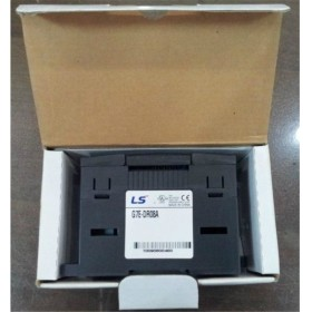 G7E-DR08A LS MASTER K120S PLC Expansion Digital I/O module 4 DC input 4 relay output new in box