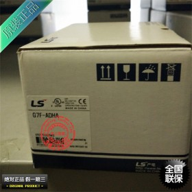 G7F-ADHA LS MASTER K120S PLC A/D-D/A Combination module 2 channel A/D 1 channel D/A new in box