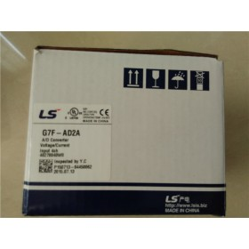 G7F-AD2A LS MASTER K120S PLC A/D conversion module 4 channel A/D new in box
