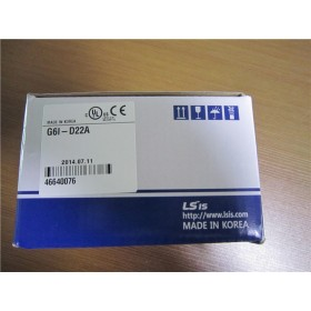 G6I-D22A LS MASTER K200S PLC digital input module new in box