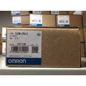 CJ2M-CPU12 PLC CPU Unit new in box