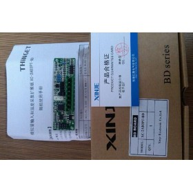 XC-2AD2PT-BD XINJE XC Series PLC BD Board AI2 2 channels PT100 new in box