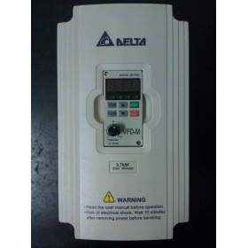 VFD037M23A DELTA VFD-M VFD Inverter Frequency converter 3.7kw 5HP 3PHASE 220V 400HZ for Small processing machinery