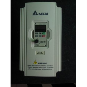 VFD037M43A DELTA VFD-M VFD Inverter Frequency converter 3.7kw 5HP 3PHASE 380V 400HZ for Small processing machinery