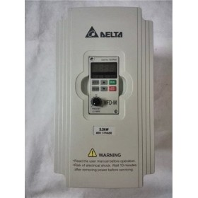 VFD055M43A DELTA VFD-M VFD Inverter Frequency converter 5.5kw 7.5HP 3PHASE 380V 400HZ for Small processing machinery