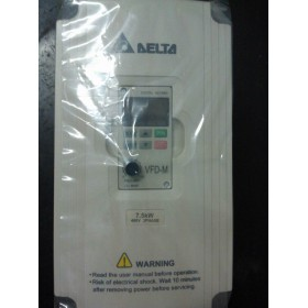 VFD075M43A DELTA VFD-M VFD Inverter Frequency converter 7.5kw 10HP 3PHASE 380V 400HZ for Small processing machinery