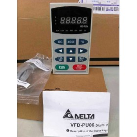 VFD-PU06 DELTA VFD Inverter Operate panel