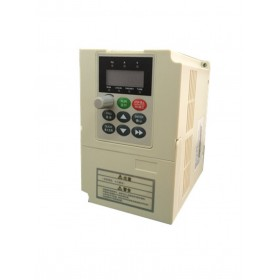 0.75kw 1HP 300hz general VFD inverter frequency converter 1PHASE 220VAC input 3phase 0-220V output 4A