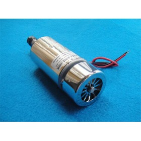300W ER11 DC Brushed Spindle Motor Air cooling 3000-12000rpm DC12-48V DIY CNC Engraving Drilling