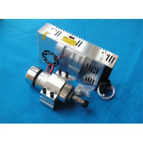 300w ER11 3000-12000RPM DC Brushed spindle motor&Speed Adjustable Switch Power Supply&mount bracket CNC DIY kits