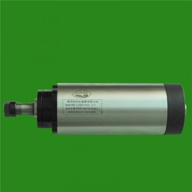 2HP 1.5KW 24000RPM ER16 Woodworking AC Spindle motor 4 bearings 80mm 220VAC 8A 400HZ air cooling CNC Router