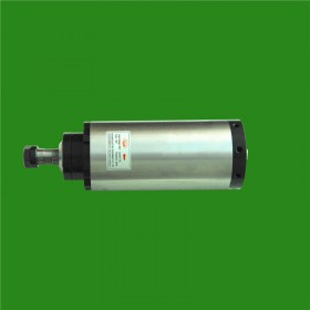 4HP 3KW 18000RPM ER20 Woodworking AC Spindle motor 4 bearings 105mm 220VAC 10A 300HZ air cooling CNC Router