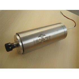 300w 0.3kw ER8 60000rpm Precision High Speed spindle motor water cooling 75VAC 4.5A 1000HZ GDZ48-300 CNC Router