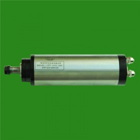 2HP 1.5kw 24000RPM ER11 water cooling Woodworking AC Spindle motor 65mm 4 bearings 220VAC 6.5A 400hz CNC Router