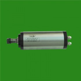 3HP 2.2kw 24000RPM ER16 water cooling Woodworking AC Spindle motor 80mm 4 bearings 220VAC 8A 400hz CNC Router