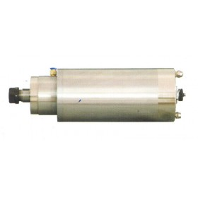 2HP 1.5KW ER16 6000-24000rpm water cooling Permanent Torque Electric Spindle Motor GDS1500 I 220V 80mm CNC engraving