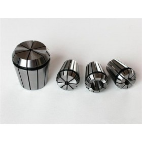 10pcs/set 1-10mm ER16 Spring Collet chuck 0.02mm Precision for CNC milling drilling engraving spindle motor