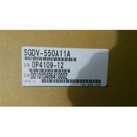 SGDV-550A11A MECHATROLINK-II Interface 7.5kw 200V SGDV Sigma-5 SERVOPACKS new