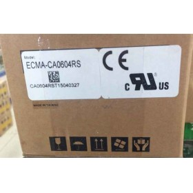 ECMA-CA0604RS+ASD-A2-0421-L DELTA Absolute encoder AC servo motor driver kits 0.4kw 3000rpm 1.27Nm 60mm frame