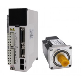 1000w 1kw 80mm 3.18Nm 3000rpm AC Servo Motor&drive kit with 3m cable 20Bit AC220V JMC 80JASM5102K-20B+JASD10002-20B