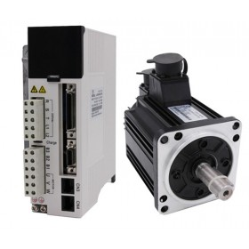 1000w 1kw 110mm 4Nm 3000rpm AC Servo Motor&drive kit with 3m cable 20Bit AC220V JMC 110JASM5102K-20B+JASD10002-20B