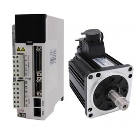 1.5kw 1500w 110mm 5Nm 3000rpm AC Servo Motor&drive kit with 3m cable 20Bit AC220V JMC 110JASM5152K-20B+JASD15002-20B