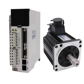 1.5kw 1500w 130mm 5Nm 3000rpm AC Servo Motor&drive kit with 3m cable 20Bit AC220V JMC 130JASM5152K-20B+JASD15002-20B
