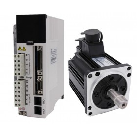 1.5kw 1500w 130mm 7.7Nm 2000rpm AC Servo Motor&drive kit with 3m cable 20Bit AC220V JMC 130JASM5152HK-20B+JASD15002-20B
