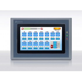 "SK-070FS samkoon HMI touch screen 7"" Ethernet new"