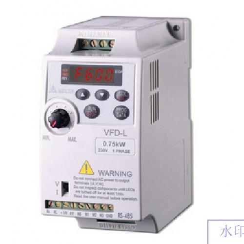 Vfd007l21a delta vfd l vfd inverter frequency converter for Vfd for 1hp motor