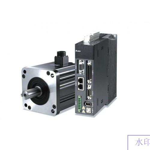 ECMA-C30401FS+ASD-A0121-AB 220V 100W 0.32NM 3000RPM 40mm Delta AC Servo Motor Drive kits brake 2500ppr with 3M cable