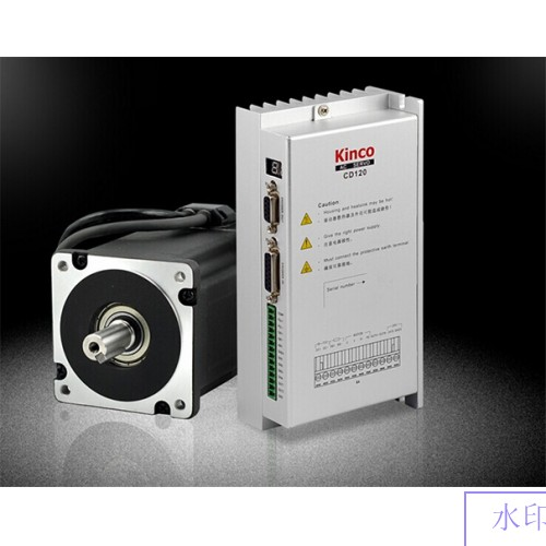 SME80S-0075-30AAK-3LKH+CD420-AA-000 AC220V 750W 3.9A 2.39NM 3Krpm 80mm AC Servo Motor Drive Kit with 3M cable