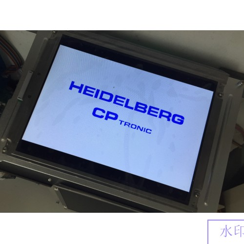 "MD400L640PG3 Heidelberg 9.4"" CP Tronic Display Compatible LCD panel for CD/SM102 PM/SM74 MO/SM52 presses new"
