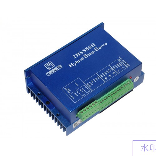 2 phase Closed loop Step servo driver for NEMA34 NEMA42 motor 60V-80VAC 6A JMC 2HSS86H