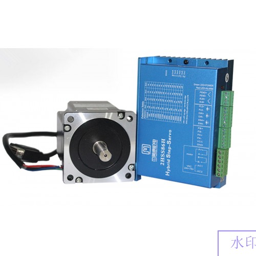 2 phase NEMA 34 6N.m 850ozf.in Closed loop Stepper servo motor driver kit JMC 86J1895EC-1000+2HSS86H