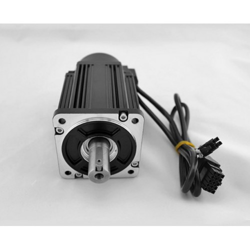 1phase 220V 750W 0.75KW 3.5N.m 2000rpm NEMA34 AC servo motor drive kit 2500ppr with 3m cable